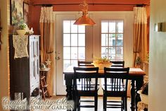 Creative Country Mom's: Our Country Kitchen: A Pre-Cottage Remodel Post