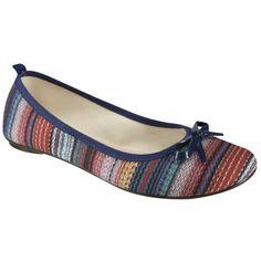 fec1a05fc Sapato Moleca Casual 5314.206 - Multi Marinho (Tecido Listras) - Calçados  Online Sandálias,