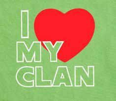 I Love My Clan