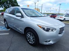HOT DEAL OF THE DAY: 2015 Infiniti QX60