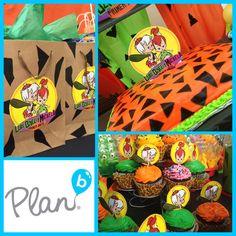 Los Picapiedras Bday #theflinstones #panama #cumpleaños flinstones party