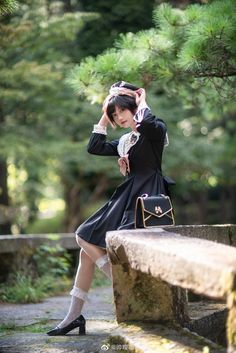 Pretty Outfits, Pretty Woman, Sunny Days, Sunnies, Kawaii, Cosplay, Steampunk, Poses, Hair Styles
