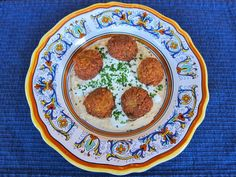 How to make crispy, delicious Middle Eastern Falafel the traditional way with chickpeas and spices. Includes step-by-step photos and recipes.