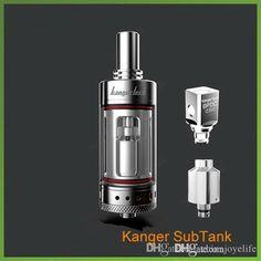 2015 Newest Kanger Subtank Mini Atomizer 4.5ml Sub Ohm RBA Clearomizer Kangertech Subtank Mini Pyrex Glass Cartomizer Fit for Istick 30w 50w email : joyelife010@joyelifetech.com  skype:joyelife010