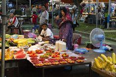 Brunei night market