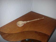 Κουτάλι απο πεύκο +  ράφι απο κουτί περιοδικών pine spoon + box magazine rack