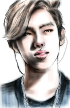 Sketch... #Dongwoo