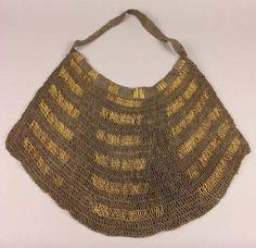 Bilum from Irian Jaya, 1936 in the Smithsonian