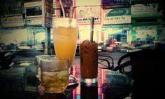Saigon daily humble coffee...