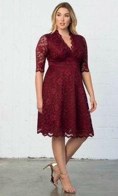 veniti kleid vokuhila