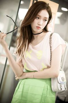 YG FAMILYY — LEE SUNG KYUNG - BTS of tvN Cheese in the Trap!