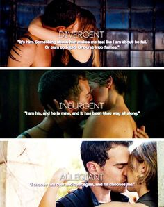 """I love you"" - and I love this! #fourtris #forever"