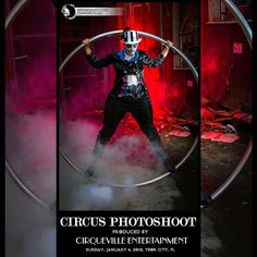 circus_cyrius's photo on Instagram #cyrwheel #darkcircus #cirque #circuscyrius