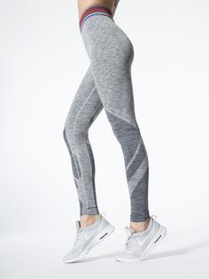 9c1cab97ac Tempo 7/8 7/8 Length Leggings in Grey Marl by Lndr from Carbon38