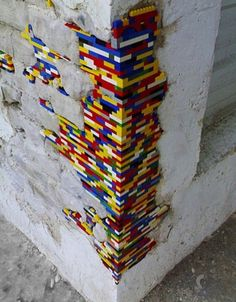 Are world is secretly made out of Lego