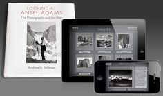 MX Entertainment | Looking at Ansel Adams: The Photographs and the Man - Universal app for iPad & iPhone. Free.  Available IAP for full app content.