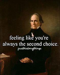 Henry Clay: An OK candidate for when you can't find an outstanding candidate.