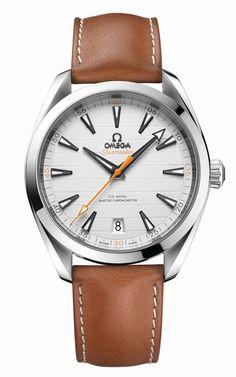 TimeZone : Basel/SIHH 2017 » Basel 2017 - Omega Seamaster Aqua Terra Master Chronometer Collection