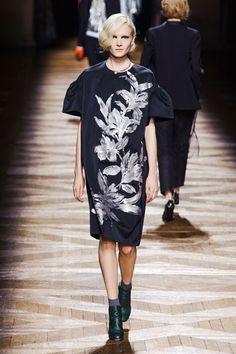 Dries Van Noten | The Best Looks From Paris Fashion Week: Fall 2014