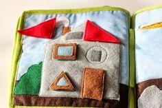 f hlbuch quietbook filzekater f hl und entdeckerb cher pinterest f hlbuch kinderspielzeug. Black Bedroom Furniture Sets. Home Design Ideas