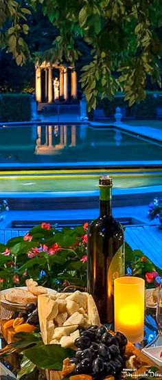 Al Fresco at the Four Seasons Florence — Wine