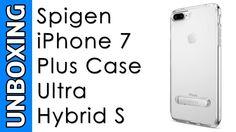 Spigen iPhone 7 Plus Case Ultra Hybrid S Unboxing
