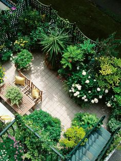 The possibilities abound for what you can do with your rooftop garden. Let the brainstorming begin with this photo gallery from HGTV Gardens.