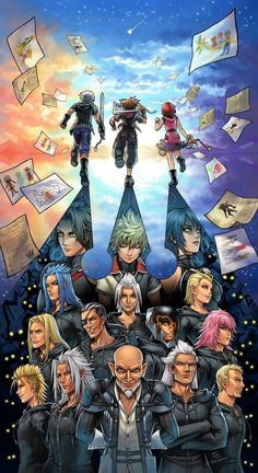 28 Best Kingdom Hearts Wallpaper Images In 2020 Kingdom Hearts