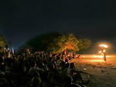 Bonfire attraction