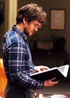 Hugh Dancy as Will Graham, Hannibal TV series