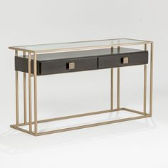LOOOOVE This NEW 2016 Introduction CONSOLE TABLE From Trump Home By Dorya Furniture It Would