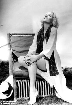 The great, beautiful, Carole Lombard