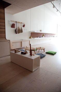 Masanori Oji exhibition seen in Kitka Design blog