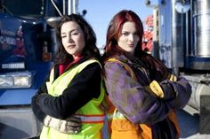 Ice road truckers, The queens of the road
