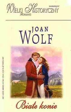 Okładka książki Białe konie