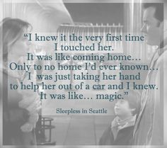 Words from 'Sleepless in Seattle' - Fall in Love All Over Again With these Rom-Com Quotes - Photos