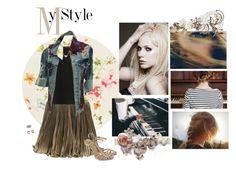 """My style"" by sheilakaroline ❤ liked on Polyvore featuring 3.1 Phillip Lim, Betsey Johnson, TIBI, Stella & Bow, ladylike, FashionGirl and Ottd"