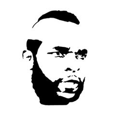 T-Shirt THE A TEAM MR T ON THE JAZZ HANNIBAL FACEMAN POPART ANDY WARHOL