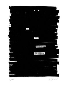 Leave The Nights For Me – Austin Kleon's Shop