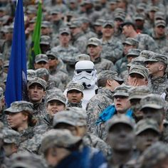 There's one in every team. #operator #starwars #empire #rebel