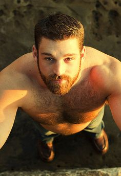 DALE: This is the guy that stars as the Sherriff on BANSHE a WONDERFUL action packed series on CNEMAXi dont know who you are but a man with a beard your a cutie♥♥♥