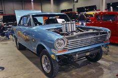 Mcacn 1964 Chevrolet Nova Gasser