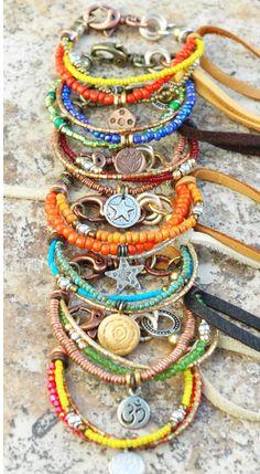 XO Gallery Friendship bracelets