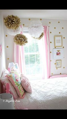 Cute room that's able to be done in the dorms