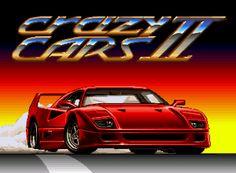 Crazy Cars II (Commodore Amiga)