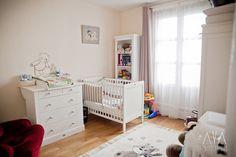 La chambre bébé de Corentin