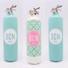 BCN Brand, extintores