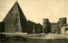 Piramide Cestia - Wikipedia