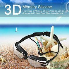 Swimming Goggles Pool Sea Ear Plugs Nose Clip No Leaking Anti Fog Protection NEW #SwimmingGoggles
