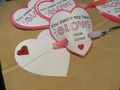 Denise's Yadda Yadda on Soap Making, Crafts & Personal Ramblings: Handmade Valentine's Day Cards